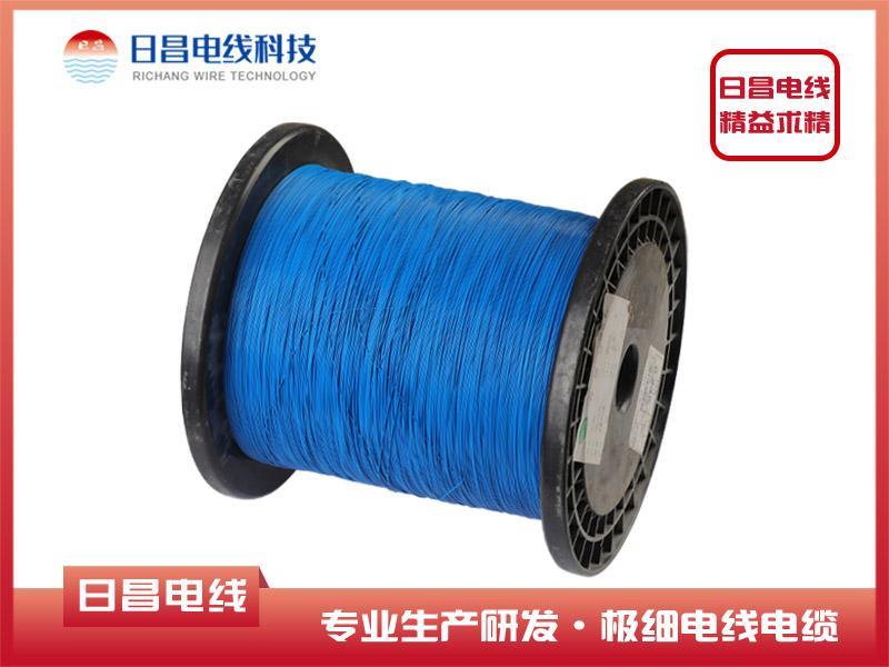 10064 蓝色极细高温铁氟龙电线