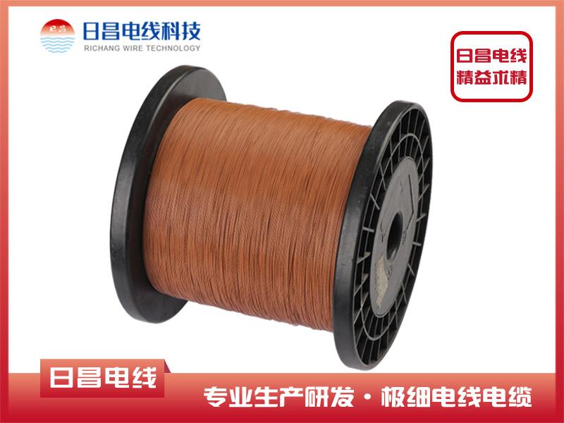 10064 棕色极细高温铁氟龙电子线
