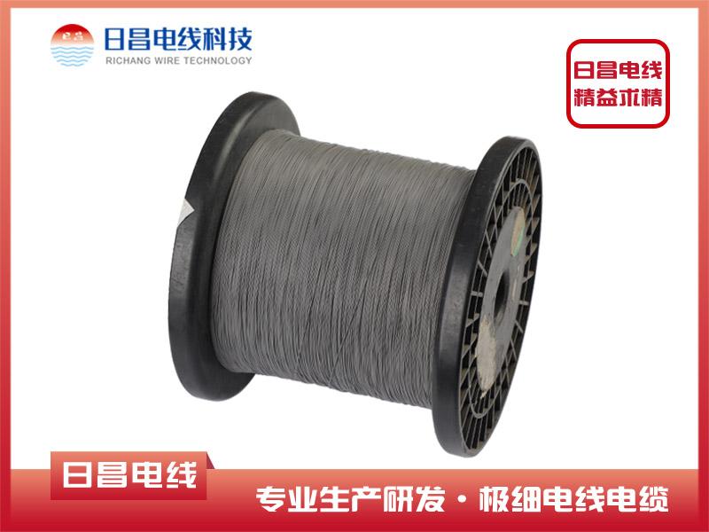 10064 灰色极细高温铁氟龙电子线